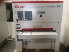 SCM Sandya S300 CS110 Wide Bet Sander NEW Woodworking Machinery
