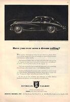 1953 ROOTES Motors Sunbeam Talbot 90 Sedan 4-Door PRINT AD