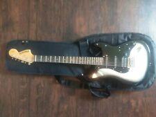 Starcaster Stratocaster Silverburst W/ Gigbag