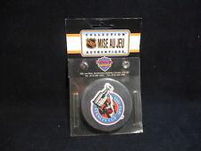 Vintage 1893 - 1993 NHL Stanley Cup IN Glas Co Commemorative Game Puck NIP