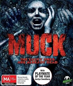 Muck (Blu-ray, 2015) New Sealed