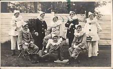 Leeds photo. Pierrot Group by Fielding, Harehills, Leeds.
