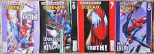 Ultimate Spider-man Panani Comics lot Issues 5-8 2002