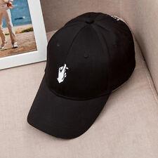 2016 New Men Women Strapback Snapback Baseball Cap Adjustable Trucker Curved Hat