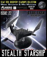 Star Trek Discovery Collection: Stealth Starship Model (Section 31) - Issue 22