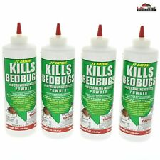 (4) Bed Bug & Crawling Insecticide Powder ~ New