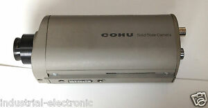 COHO SOLID STATE CAMERA 180 DEGREE, INDUSTRIAL MACHINE USE 8748-5/007