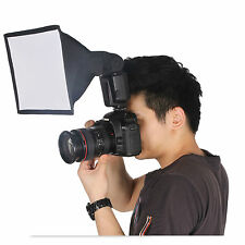 15x17cm Flash Diffuser Softbox for Canon 580EX 430EX II L019-A3 free shipping