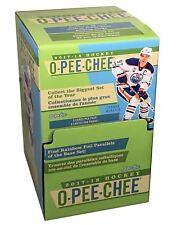 2017-18 Upper Deck O-Pee-Chee NHL Hockey Retail Gravity Feed Box of 36 Packs