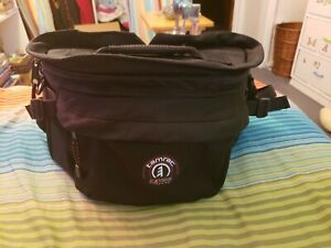 Tamrac Extreme Series Black Camera Fannypack  Backpack Carry Case