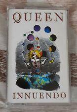 Lot Of 5 Queen Cassettes