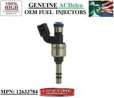 2011-2016 Buick Regal 2.4L I4/ Rebuilt 1x Fuel Injector OEM ACDelco MPN:12633784