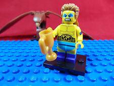LEGO-MINIFIGURES SERIES 15 WRESTLING CHAMPION 7,8,9,10.11.12.13.14[15] & LEAFLET