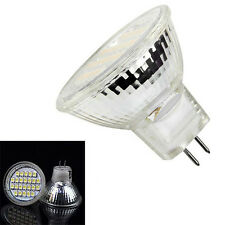 MR11 12V 24 LED SMD Outdoor Light Lamp Spotlight Bulb Cool White Energy Saving