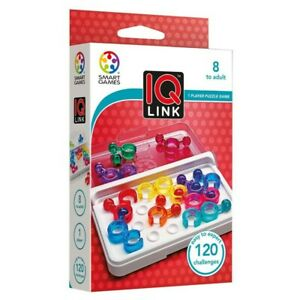Smart Games IQ Link Puzzle Game NEW