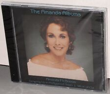 SHEFFIELD Lab CD SL10080: AMANDA McBROOM - The Amanda Albums - 2007 SEALED