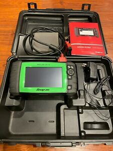 SNAP-ON TOOLS SOLUS ULTRA SCANNER W/ 13.2 SOFTWARE MINT COND NO RESERVE!!