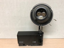 Erco-Pollux- Led-Strahler- 6,7Watt -spotlinse- with Dimmer Orig Condition Mint