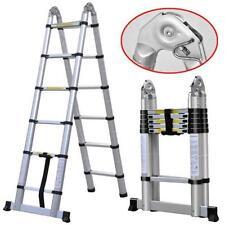 Escalera multiusos de bricolaje de aluminio