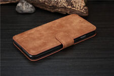 Leather Mobile Phone Cover iPhone 6 6S 5 5S Samsung S4 S5 N2 3 Wallet Case SALE!