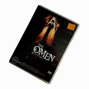 "New ""THE OMEN"" ""25th Anniversary Edition"" DVD region 4 PAL original 1976 horror"