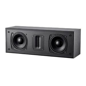 MP-C65RT Center Channel Speaker with Ribbon Tweeter