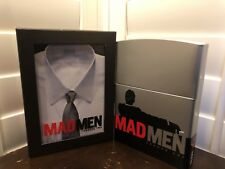 MAD MEN -Seasons 1 And 2 In Mint 8 Disk