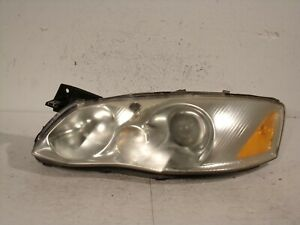 01 02 2001 2002 MAZDA MILLENIA DRIVER LEFT HEADLIGHT LAMP LENS ASSEMBLY 100945
