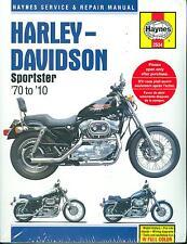 1970 71 73  85 88 05 04 05 06 07 08 09 10 HARLEY-DAVIDSON SPORTSTER SHOP MANUAL