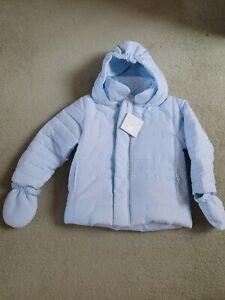 Emile et rose New baby boy jacket