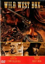 A Town Called Hell/Eagles Wing ( DVD,2005 )