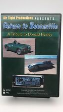 Air Tight Productions Return to Bonneville A Tribute to Donald Healey DVD
