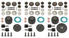 Associated Electrics - RC8B3e V2 Differential Set, Front, Center, and Rear
