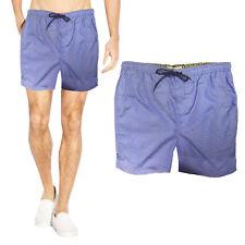 Brave Soul Mens Henderson Swimming Trunks Board Beach Mesh Lined Swim Shorts