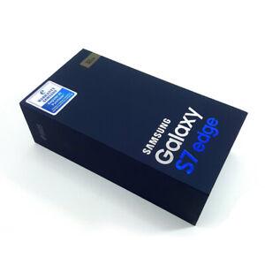 NEW BOXED Samsung Galaxy S7 EDGE - 32GB - (Unlocked) Smartphone UK G935F