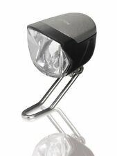 XLC, E-Bike LED Frontlicht, 70 Lux Scheinwerfer, 6-48V Gleichstrom