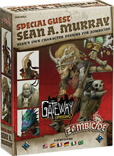 Zombicide Black Plague: Sean A. Murray Special Guest Expansion Green Horde