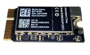 Apple AirPort Bluetooth 607-6760 MacBook Air A1369 A1370 A1466 2010 2011 2012