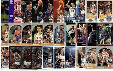 NEW YORK KNICKS LOT OF 360 DIFFERENT CARDS W/ STARS ROOKIES COMMONS