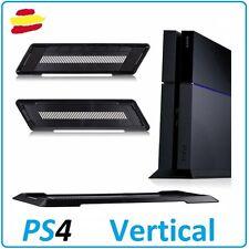 Base soporte vertical stand para PS4 Playstation 4 ventilación PS 4 pie peana