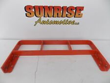 TRACTOR GRILLE GUARD ORANGE