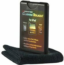 Monster CleanTouch Microfiber Clean Cloth - iPod, iPhone and iPad Compatible