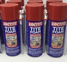Loctite 12 fl. oz. Tite Foam Insulating Foam Sealant Spray Insulation 6 COUNT!