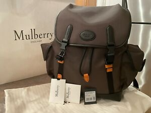 mulberry backpack Men's