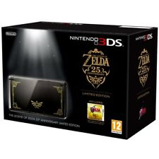 Nintendo 3ds Legend Of Zelda 25th Anniversary Limited Ocarina Of Time 3D RARE