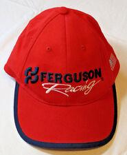 Ferguson Racing 43 Richard Petty red USA NASCAR hat cap adult OS adjustable EUC