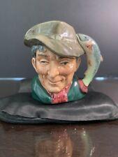 "Vintage Royal Doulton Small Toby D6464 ""The Poacher"""