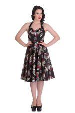 Rockabilly Cotton Plus Size Dresses for Women