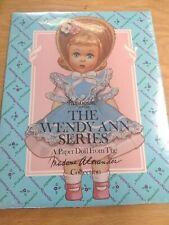 Madame Alexander WENDY ANN Paper Doll Series 1993 Still Sealed