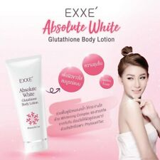 EXXE Absolute White Glutathione Body Lotion skin smooth soft moisturized white